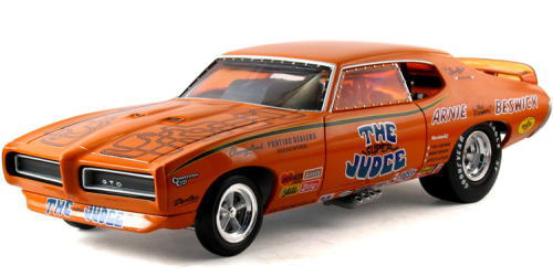 Pontiac GTO Super Judge
