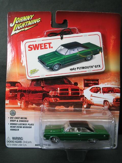 ジョニー ライトニング ダイキャストカー ミニカー Johnny Lightning John シェビー サンダー